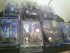 Nightmare Before Christmas Lot of 9 NECA listed in descriptions