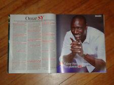 Magazine Fémina - Omar SY