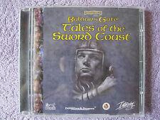 PC CD Rom Spiel Baldur's Gate: Die Legenden der Schwertküste (PC, 1999) Addon