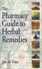 The Pharmacy Guide to Herbal Remedies (Pharmacy guides),GOOD Book