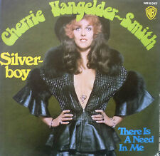 "7"" 1973 IN MINT- ! CHERRIE VANGELDER-SMITH : Silverboy"