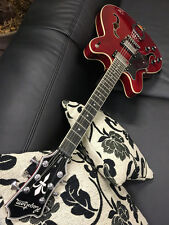 HAGSTROM Viking Lefthand -04 L/H Hollowbody E-Git.