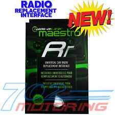 iDATALINK MAESTRO ADS-MRR UNIVERSAL RADIO REPLACEMENT & STEERING WHEEL INTERFACE