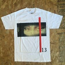 BLACK SCALE LA JOCONDE T SHIRT WHITE SIZE SMALL NEW WITH TAGS