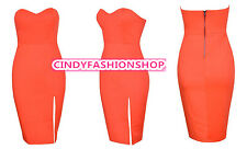 Hot  Fashion Women Sexy  Bandage Bodycon Strapless Backless Club Party Dress