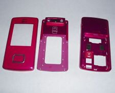 Genuine Lg Chocolate KG800 Pink Fascia Cover Housing