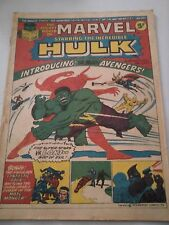 Mighty World of Marvel Issue 46 UK Comic