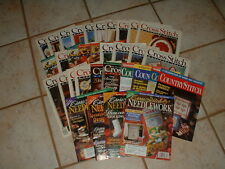 Lot 33 Cross-Stitch & Country Craft & Country Stitch Magazines 1990s