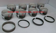 Speed Pro/TRW AMC/Jeep 401 Forged 27.5cc Dish Coated Pistons+MOLY Rings Kit +30