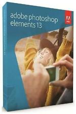 Adobe Photoshop Elements 13, Win/Mac, Deutsch (65234898) Wie neu
