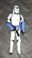Star Wars Loose Figure Comic Book Pack Stormtrooper Blue Animated