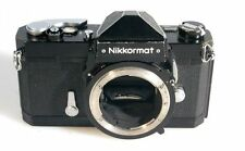 NIKKORMAT FT 35MM CAMERA BODY