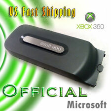 60 GB Hard Drive For Microsoft Xbox 360 Video Game Original Grey Color BN-54181