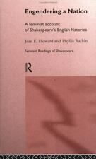 Engendering a Nation: A Feminist Account of Shakespeare's English Histories (Fem