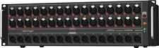 Behringer S32 Digital Snake - 32-Channel MIDAS mic preamps and 16 XLR DJ  VIP