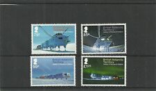 BRITISH ANTARCTIC TERRITORY 2013 HALLEY Vl RESEARCH STATION 4V SET NEW ISSUE MNH