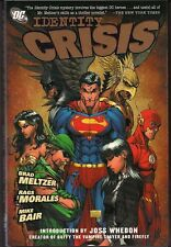 IDENTITY CRISIS DC 2005 EVENT DIRECT MICHAEL TURNER ART CVR HARDCOVER GN TPB NEW