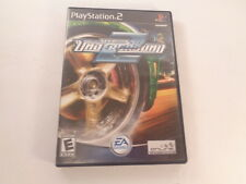 Need for Speed Underground 2 Sony PlayStation 2 2004 CIB Complete PS2 Tested