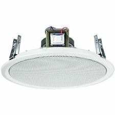MONACOR EDL-10TW ALTOPARLANTE PA DA SOFFITTO CON TWEETER INTEGRATO 100VOLT 20CM