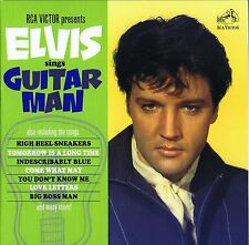 Elvis Presley GUITAR MAN - FTD 98 New / Sealed CD