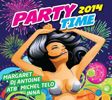 Party Time  (CD 2 disc) 2014 NEW