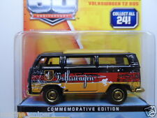 MATCHBOX 2012 60th Anniversary 1968 VOLKSWAGEN T2 BUS #16 Black Diecast Car