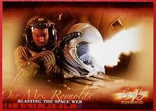 Joss Whedon'S Firefly-CARD #30 - sabbiatura lo spazio web-Inkworks 2006