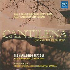 Cantilena (CD, May-2011, MSR Classics)