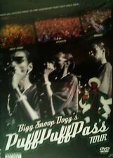 BIGG SNOOP DOGG's PUFF PUFF PASS TOUR Your All Access Pass to the Legendary Tour