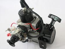 2-stroke 26cc rc marine gas engine for racing boat zenoah G260 parti unifié mariateguiste compatiblex 11