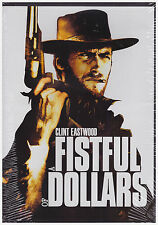 FISTFUL OF DOLLARS (DVD, 2011) NEW