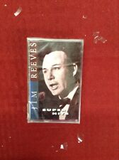Super Hits by Jim Reeves Cassette