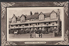 Suffolk Postcard - Convalescent Home, Felixstowe    V2095