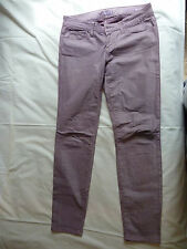 Womens GUESS Size 29 Power Skinny Glitz Colored Jeans Legging Fit Ultra-skinny