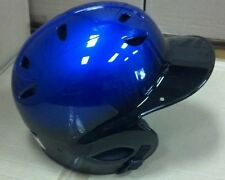 Batting Helmet NOCSAE Cert. Baseball/Softball NEW ROYAL BLUE & BLACK