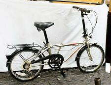 NICE DAHON STOWAWAY FOLDING BIKE !!   N251