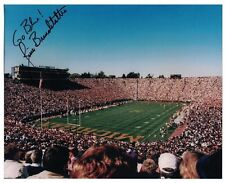 Jim Brandstatter MICHIGAN WOLVERINES 8x10 AUTOGRAPH PHOTO SIGNED