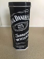 RARE JACK DANIELS MINATURE TIN PLUS BOTTLE FROM 2004