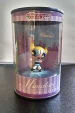 Powerpuff Girls WBSS Warner Bros Studio Store BUBBLES Mini Figurine