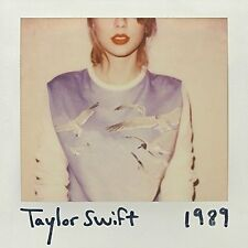 TAYLOR SWIFT (1989 CD - SEALED + FREE POST)