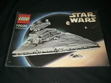 Lego 10030 Star Wars UCS Star Destroyer - New All Bley (New Colors) RARE - Read
