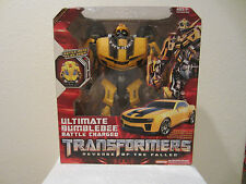 Transformers 2008 movie 2 ROTF Ultimate Bumblebee Battle Charged 14in Figure new