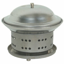 1 Set Stainless Steel Chafing Dish Chafer Warmer Heater 2.5 Cup SLFM001 NEW