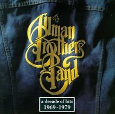 Decade Of Hits 1969-79 - Allman Brothers Band (1991, CD NEUF)