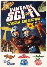 Vintage Sci Fi Movies (2015) - New - Dvd
