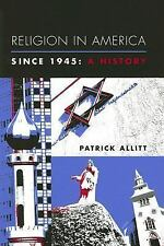Religion in America Since 1945: A History (Columbia Histories of Moder-ExLibrary