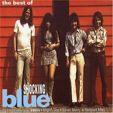 Best Of Shocking Blue - Shocking Blue (1994, CD NEUF)