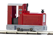 """Hs busch 12131 diesellok Deutz OMZ 122 f """"en patio ferroviario de campo"""