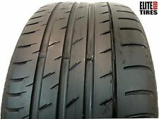 Continental ContiSportContact 3 255/35/ZR18 255 35 18 Used Tire 5.25-6.75/32nd