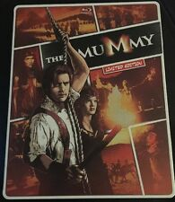 The Mummy (Blu-ray/DVD, 2013, 2-Disc Set, NO DIGITAL COPIES)